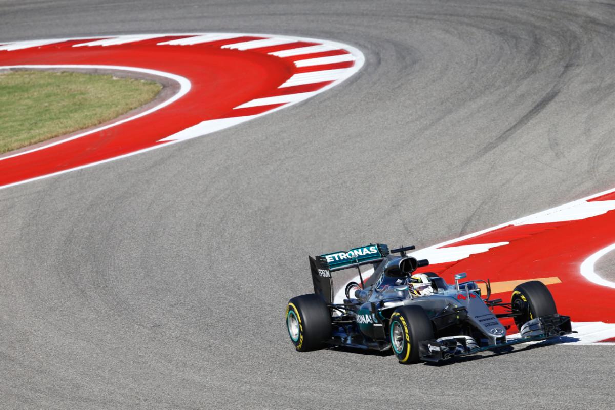 GP USA: 50° vittoria per Hamilton davanti a Rosberg e Ricciardo
