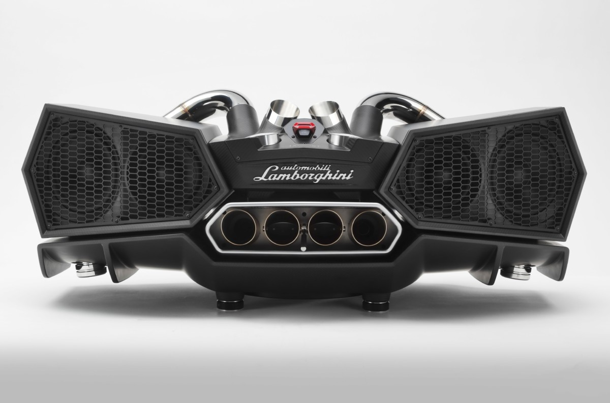 EsaVox: primo sistema audio targato Automobili Lamborghini