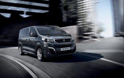 Peugeot Professional a Monza per VanEmotion