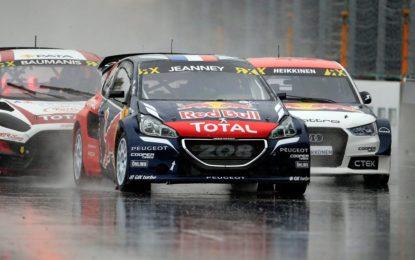 Prima vittoria di Sébastien Loeb con la 208 WRX
