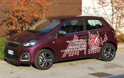 Peugeot protagonista di X Factor con due sfide social