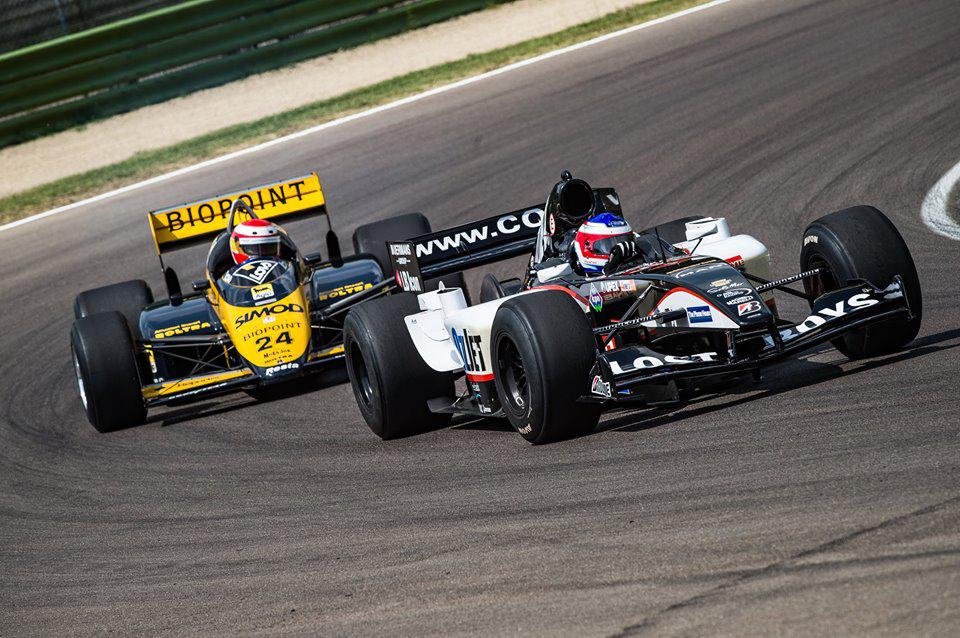 Nel 2017 l'Historic Minardi Day raddoppia