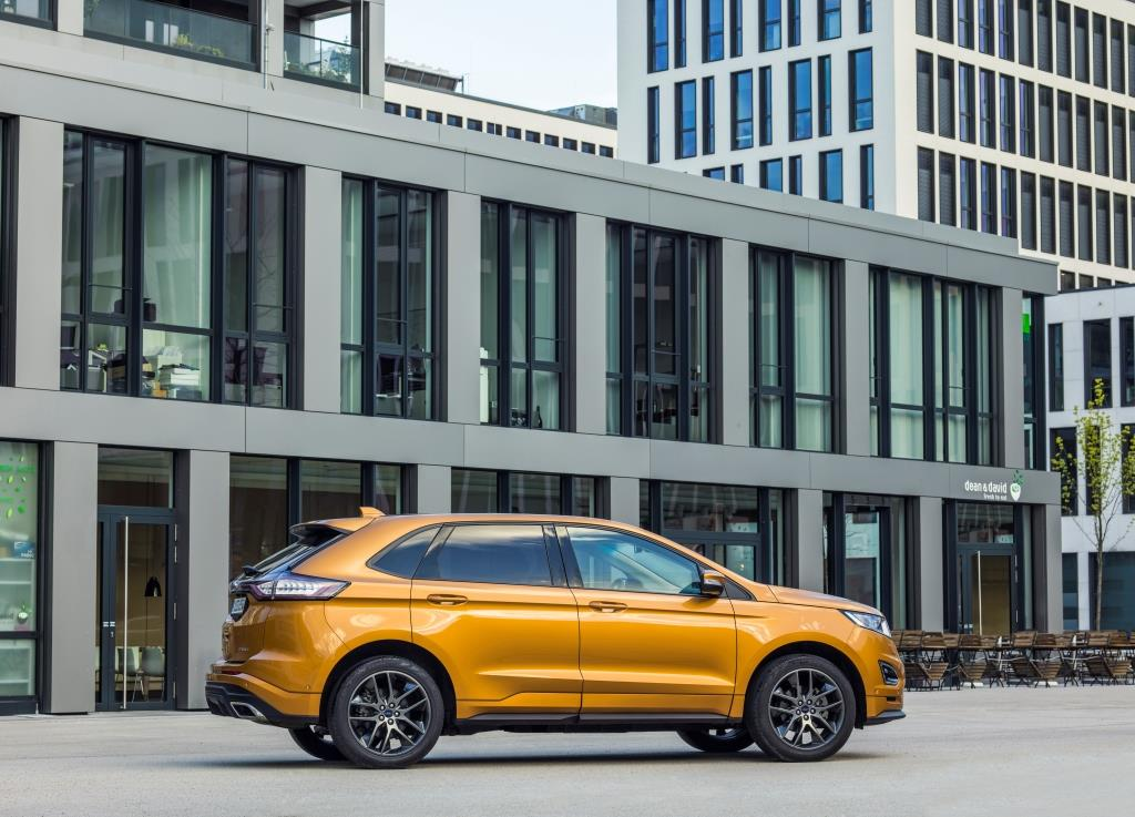Ford al #ForumAutomotive 2016 con Edge