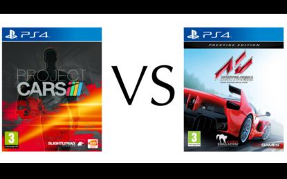 Simulatori: Assetto Corsa vs Project Cars