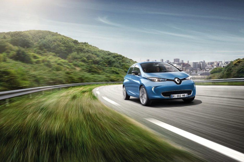 Renault ZOE: autonomia record