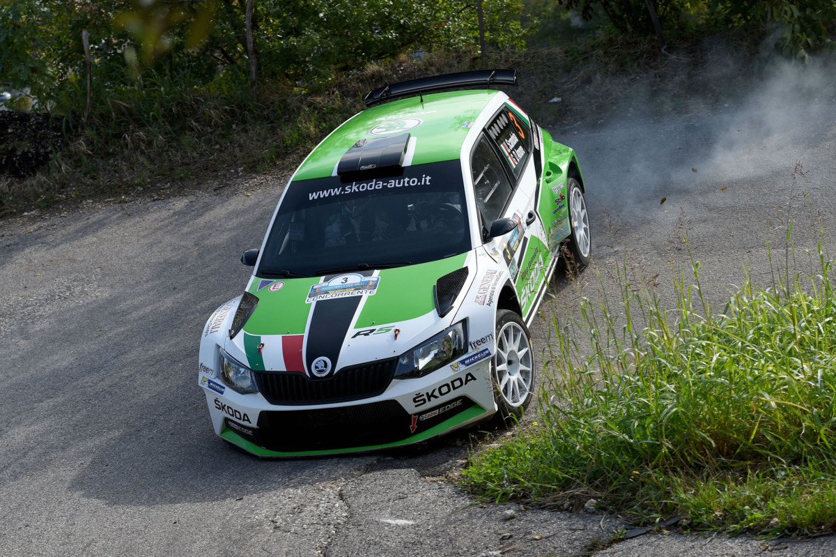 Rally Due Valli: ŠKODA all'attacco del CIR