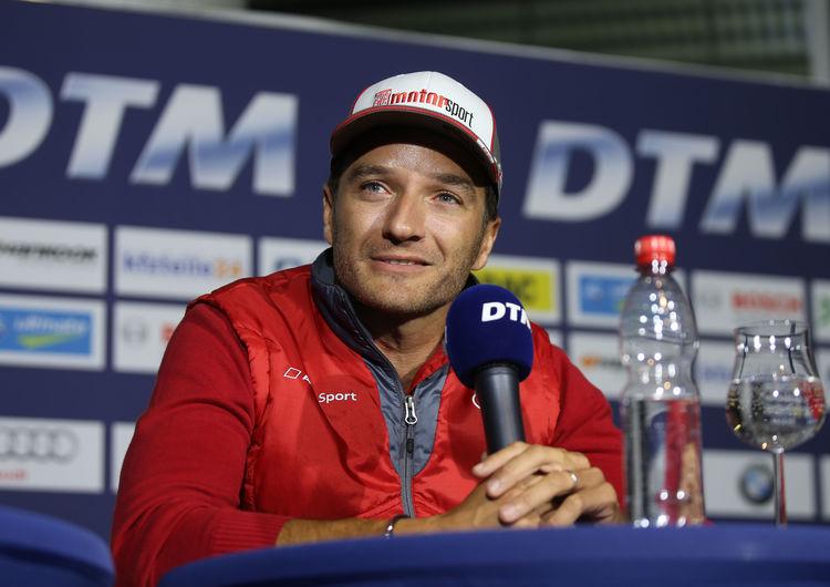 Timo Scheider chiude la carriera nel DTM