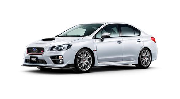 Subaru WRX S4 e WRX STI MY17