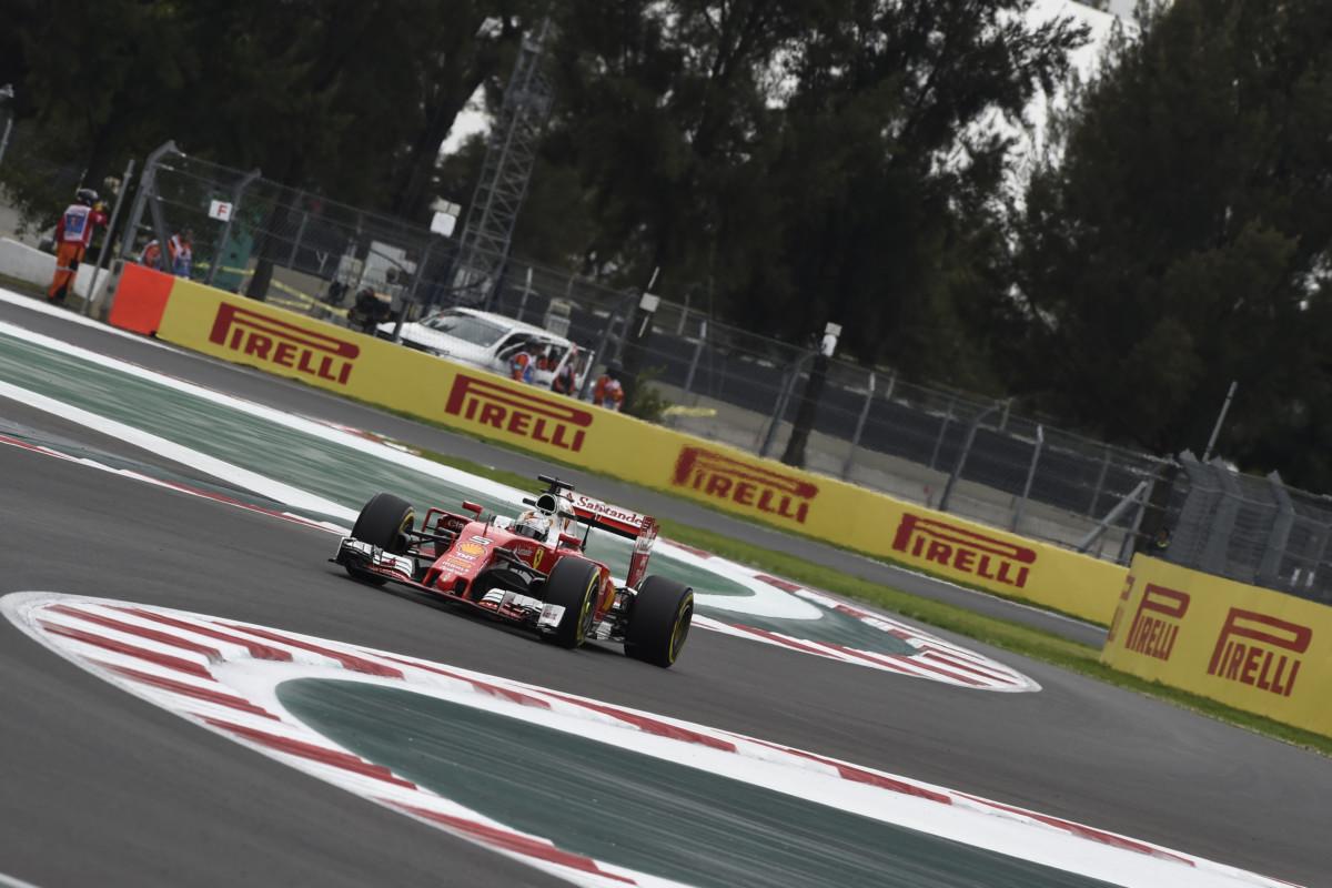 GP Messico: il tempo di Vettel vicino alla pole 2015