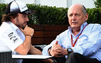 Alonso vuole la verità su Ron Dennis