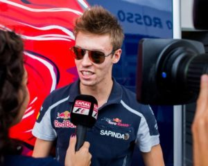 Toro Rosso conferma Daniil Kvyat