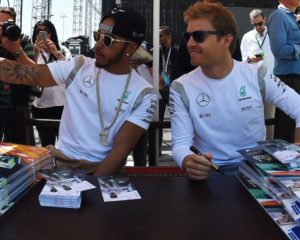 Hamilton-Rosberg: amicizia impossibile