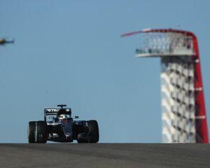 GP USA: il più veloce nelle FP1 è Hamilton