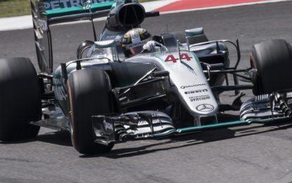 GP Malesia: FP3 a Hamilton, Ferrari 4° e 5°