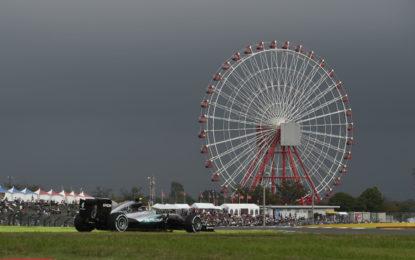 GP Giappone: la griglia di partenza