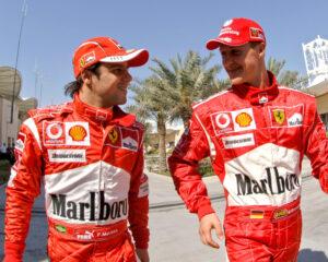Massa spera che Schumacher possa vedere suo figlio in F1