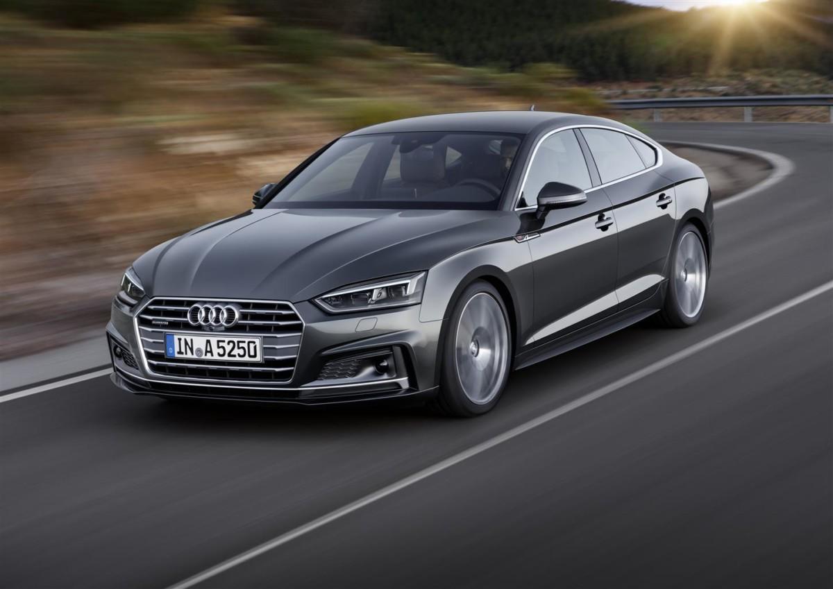 Nuove Audi A5 e S5 Sportback: al via la prevendita
