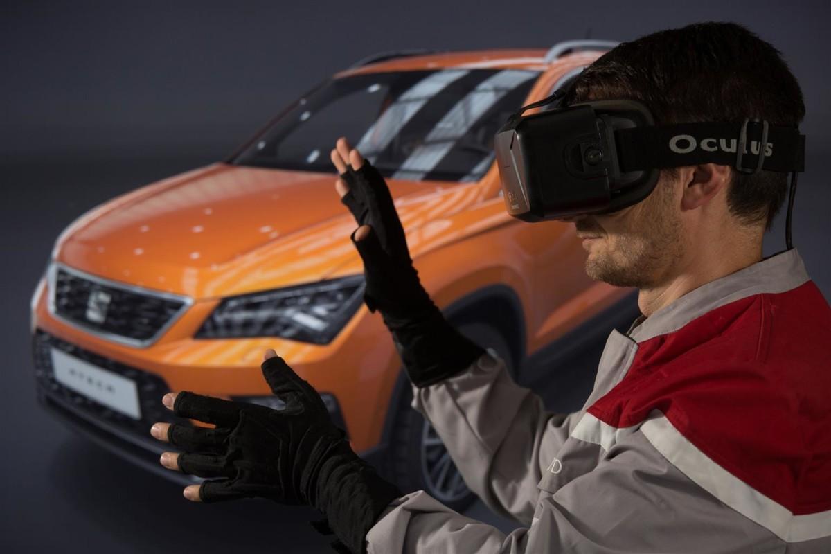La realtà virtuale riduce del 30% i tempi di produzione