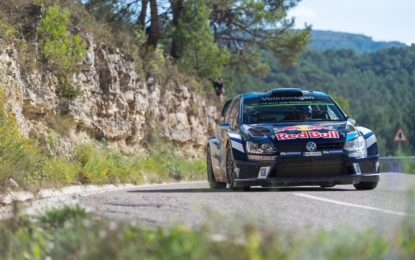 Volkswagen lascia il WRC a fine 2016