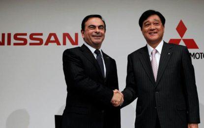 Nissan acquisisce il controllo di Mitsubishi Motors