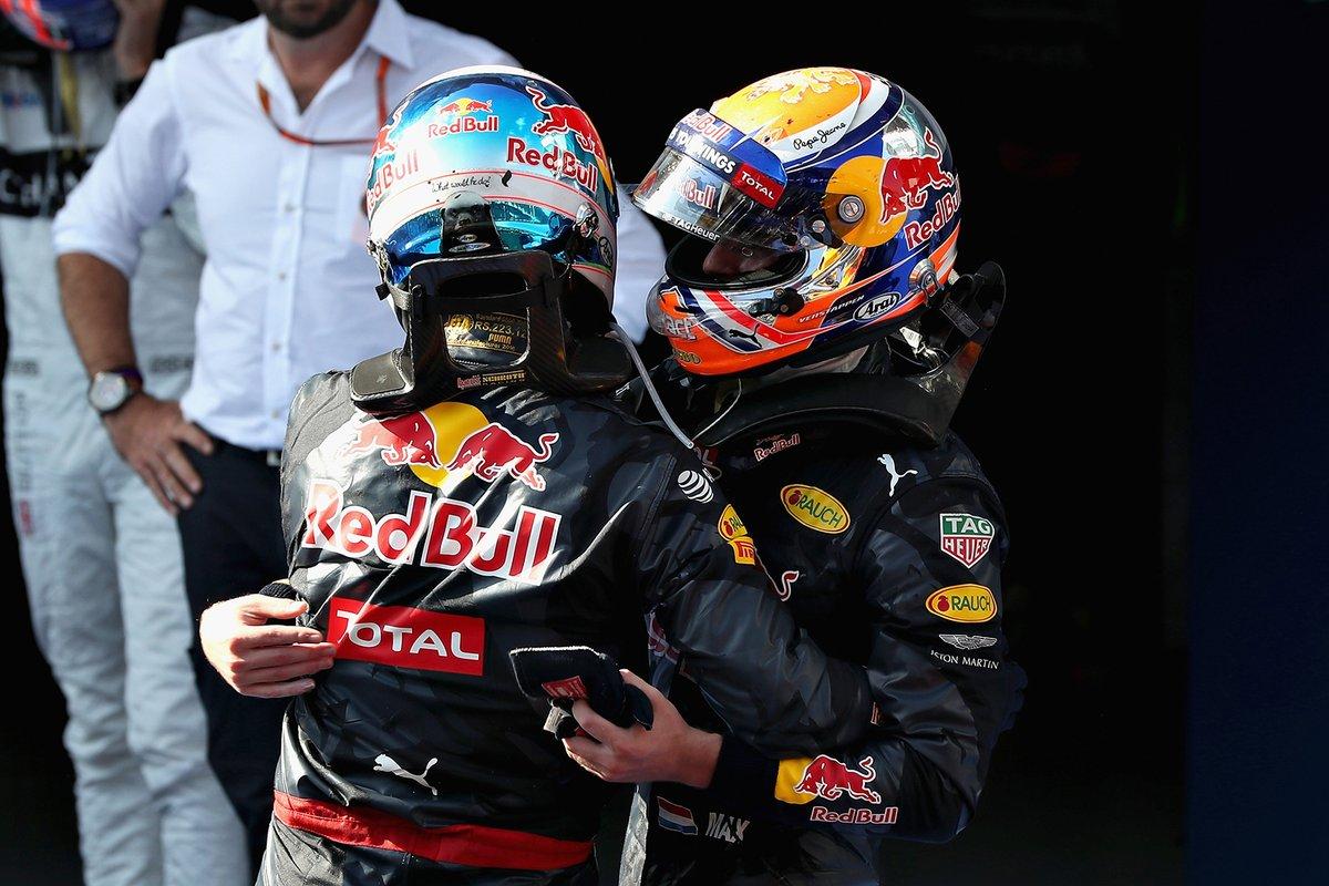 Ricciardo conosce i suoi polli… e Verstappen!