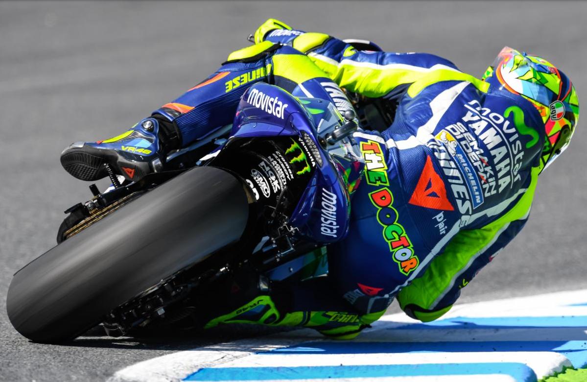 MotoGP: Rossi in pole a Motegi