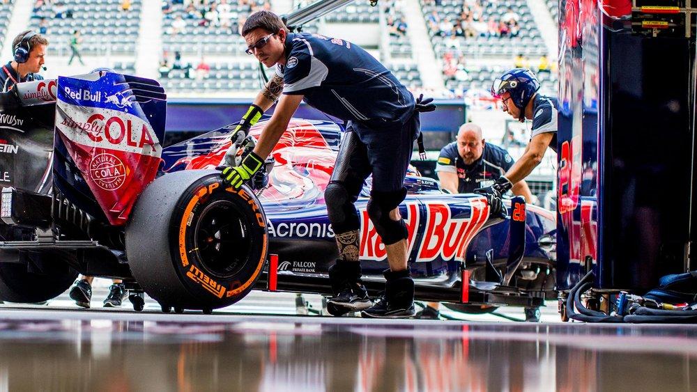 F1 dietro le quinte: la logistica in vista di USA-Messico