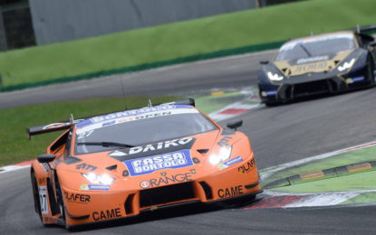 GT Open: Thomas Biagi 2° in Gara 1 a Monza