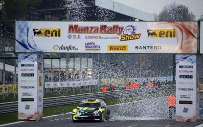 Partnership con sconto tra Monza Rally Show e RallyLegend