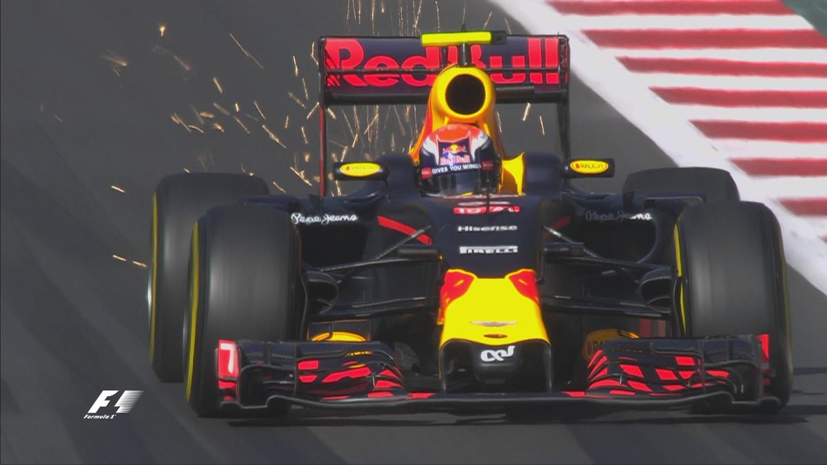 GP Messico: Verstappen beffa Hamilton nelle FP3