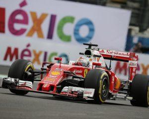GP Messico: Vettel davanti alle Mercedes nelle FP2