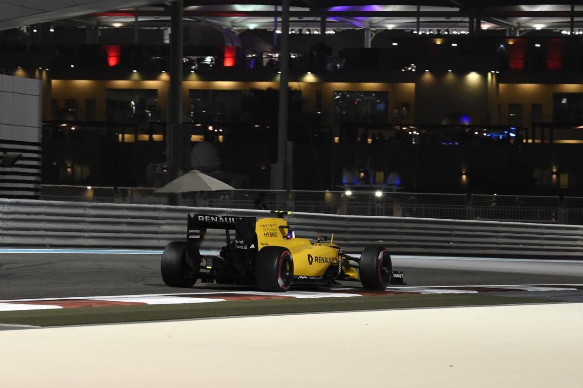 GP Abu Dhabi: il punto di Renault Sport F1 Team