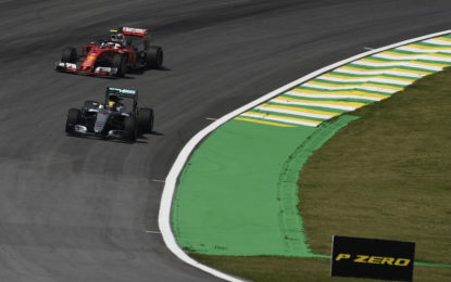 GP Brasile: venerdì di lavoro su soft e medium