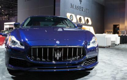 Maserati a Los Angeles con le ultime novità 2017