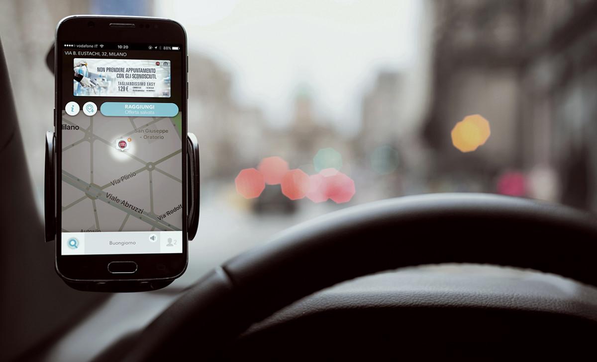 """""""Tagliandissimo Easy"""" di Mopar è sull'app Waze"""