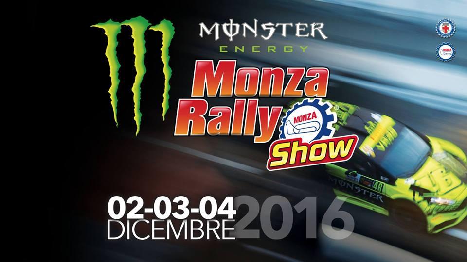 Ascolta, Guida, Vivi il Monza Rally Show con RDS