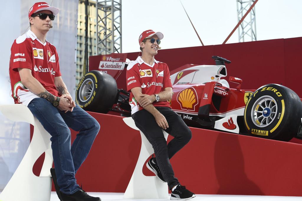 Vettel e Raikkonen alle Finali Mondiali a Daytona