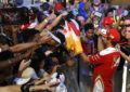 Raikkonen e Vettel alla vigilia del GP di Abu Dhabi