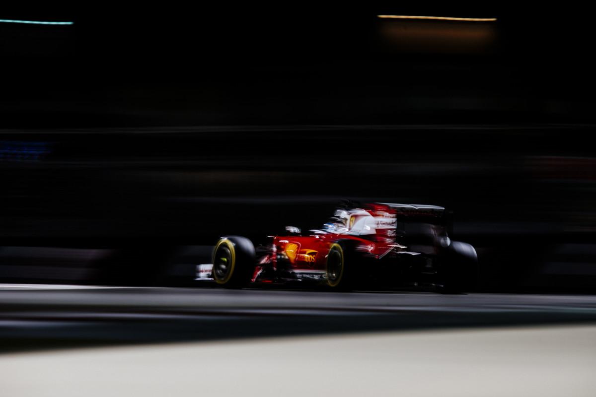 Abu Dhabi: Ferrari 3° e 6° nelle seconde libere