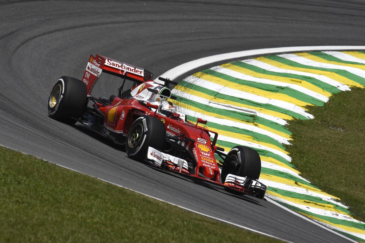 GP Brasile: il punto Ferrari sulle libere