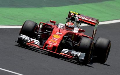 GP Brasile: seconda e terza fila per le Ferrari
