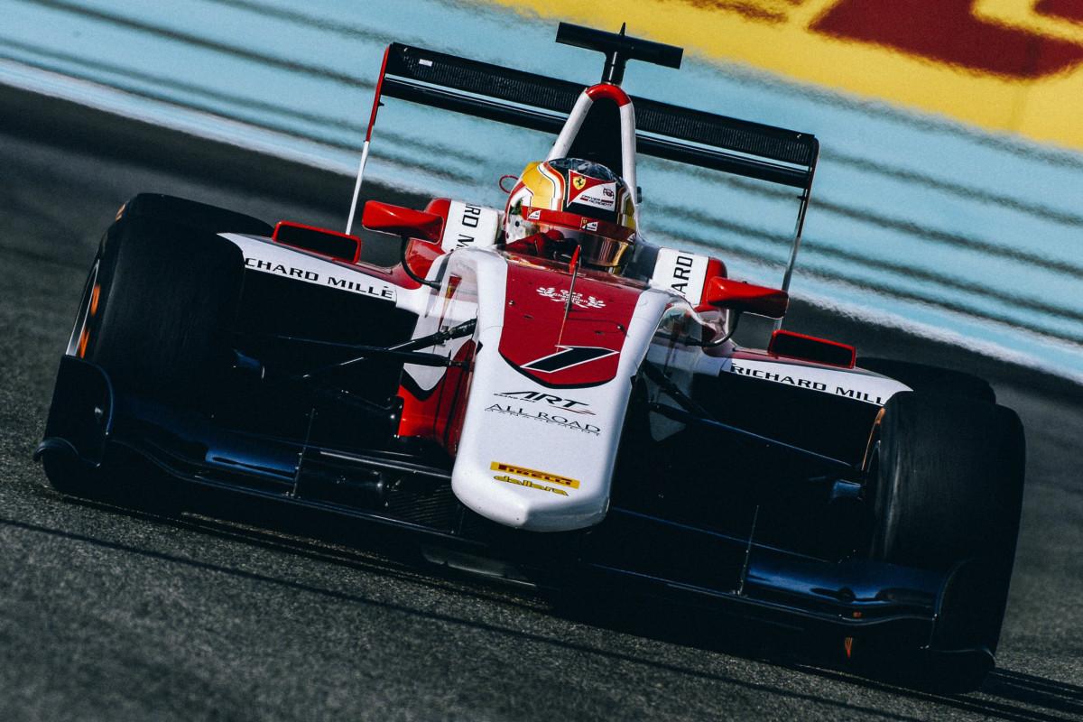 Charles Leclerc campione GP3