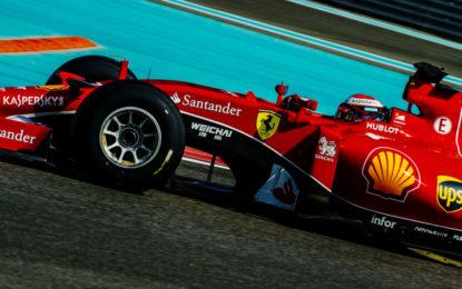 Ferrari: il punto sul test ad Abu Dhabi