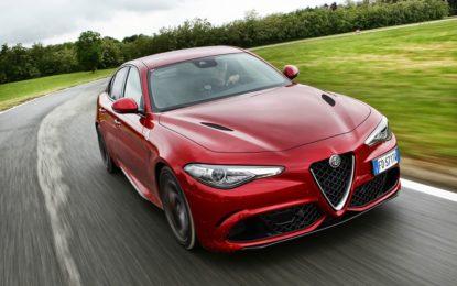 Volante d'Oro: Giulia auto più bella del 2016