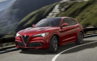 Anteprima mondiale: Alfa Romeo Stelvio