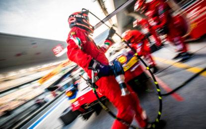 WEC: 2° e 3° fila per le Ferrari a Shanghai