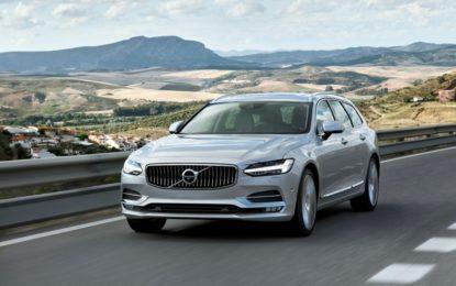 Euro NCAP: en plein Volvo S90/V90 nei primi test 2017