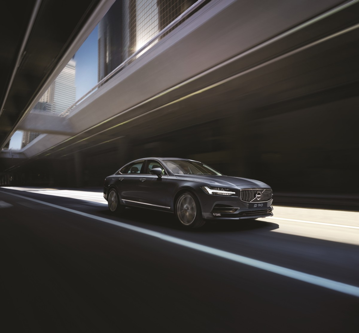 Volvo per la Cina con S90 ed S90 Excellence