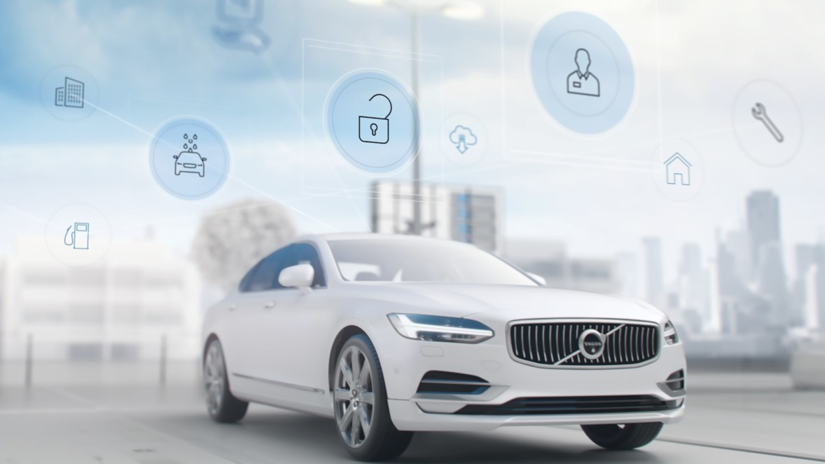 Concierge Service di Volvo Cars