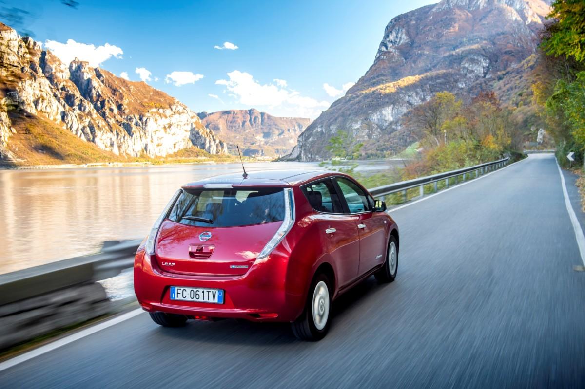Nissan: 75.000 unità vendute in Europa